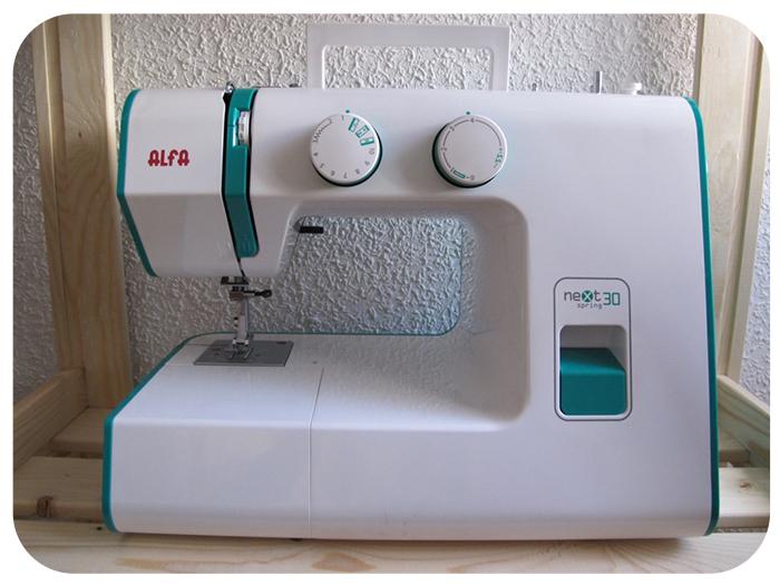 funda maquina coser next30