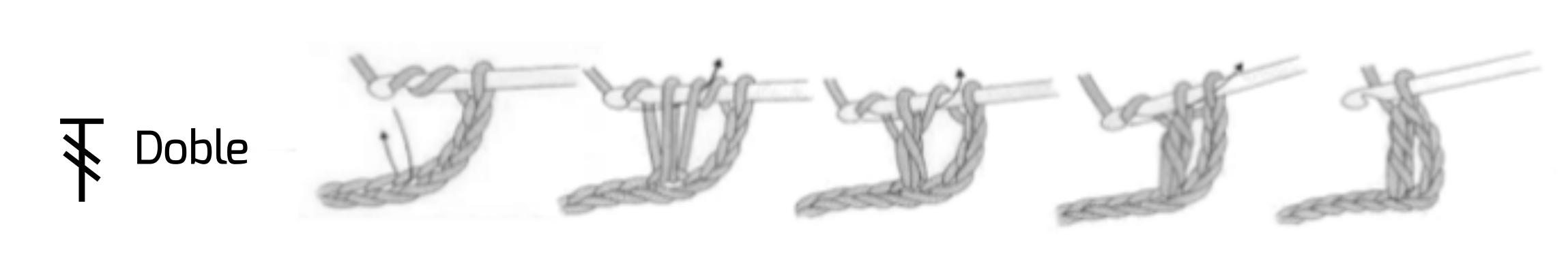 punto-alto-doble-triple-crochet